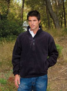 Grizzly® Antarctec Half Zip Fleece