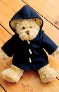 Teddy duffle coat