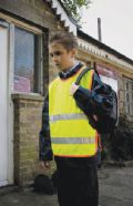 Junior vest EN1150 Class 1 Approved