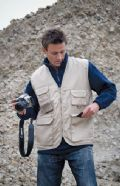 Multi-purpose gilet
