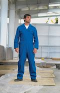 Stud front coverall